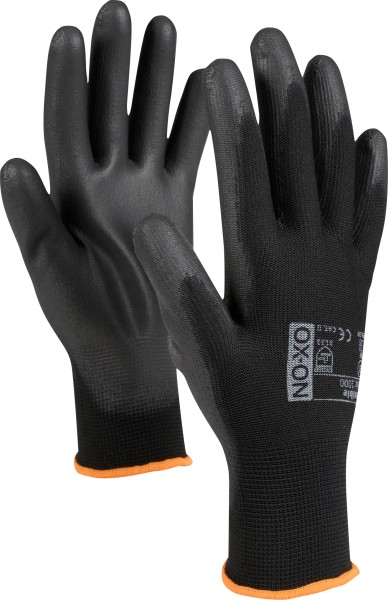 Handschuhe OX-ON Black Flex