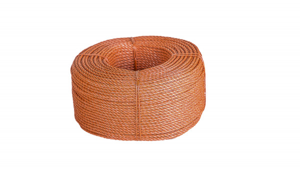 Band Tunnel PP Orange 6mm x 220m